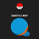 Squirtle  by Liam  Camp