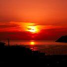 - SIFNOS  SUNSET by vaggypar
