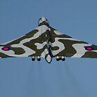 xh558 avro vulcan by clayton  jordan