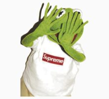 Supreme Kermit The Frog by DumBC