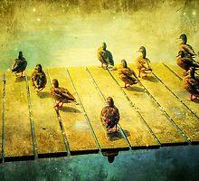To Swim Or Not To Swim by EvaMarIza