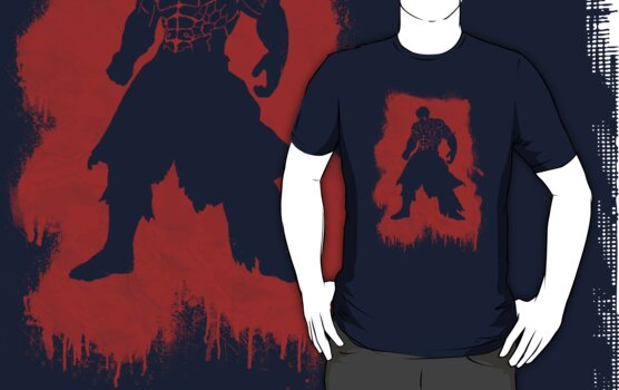 TGR - Asura T-shirt by That Game  Referencing Clothing Company