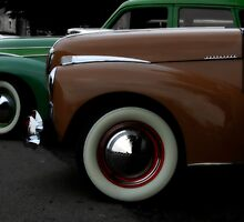The Studebakers  by ArtbyDigman
