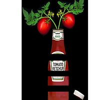 KETCHUP LOVERS IPHONE CASE WITH TOMATOES by ╰⊰✿ℒᵒᶹᵉ Bonita✿⊱╮ Lalonde✿⊱╮