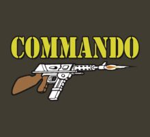 Commando  by MarqueeBros