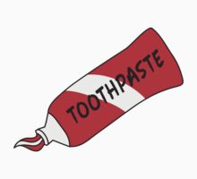 Toothpaste by Style-O-Mat