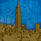 Empire State Gold by Kellice