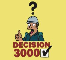 Decision 3000 by bakru84