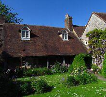 Priory Cottage, Much Wenlock by wiggyofipswich