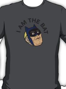 Hank Venture, I Am The Bat - Venture Bros T-Shirt