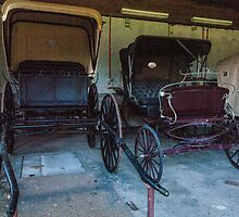 Carriages. by Bette Devine