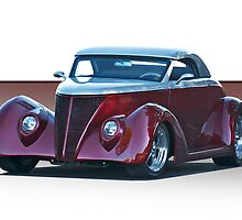 1937 Ford Roadster II by DaveKoontz