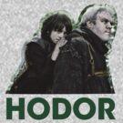 HODOR by mioneste