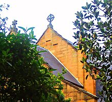 St. Stephen's Anglican Church - Camperdown NSW by deecee267