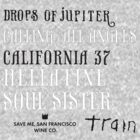 Train -  Save Me, San Francisco - Wine Names by ILoveTrain