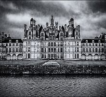 Chambord Chateau by Richard  Lane