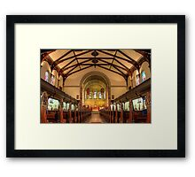 St. Andrew's Church Framed Print
