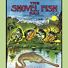 Shovel fish Vintage Sheet Music Cover by LABELSTONE