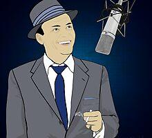 Frank Sinatra by nealcampbell