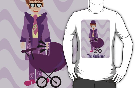 The Modfather by mytshirtfort