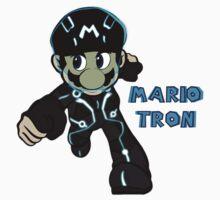 Mario Tron 1 Kids Clothes