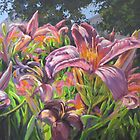 Floral Paintings by Karen Ilari by Karen Ilari