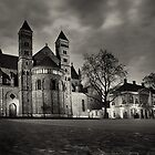 St. Servaasbasiliek by Mark Bunning