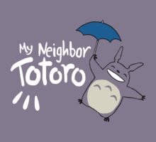 My Neighbor Totoro by rtisan