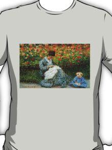 Madame Monet 3-D Redux T-Shirt