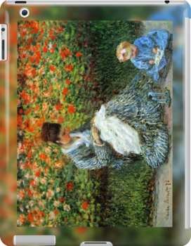 Madame Monet 3-D Redux by Charles McFarlane