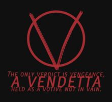 V for Vendetta by ChristieRose