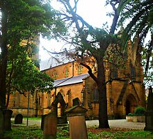 St. Stephen's Anglican Church 2 - Camperdown NSW by deecee267