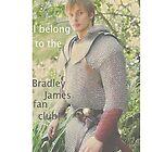 Bradley James - Merlin - Prince Arthur by SideoftheAngels