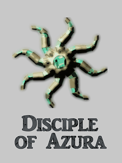 Disciple of Azura by nimbusnought