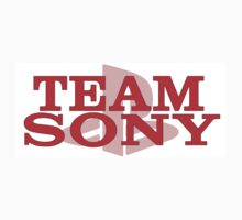 Team Sony (White/Red) by revsoulx3