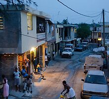 Goodnight Port-au-Prince by Robert Larson