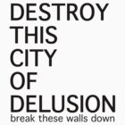 City of Delusion by olivia603