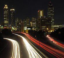 Atlanta After Dark by Rogere0829