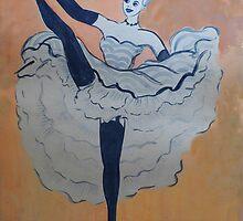Burlesque Dancer 2 by RustyandJosh