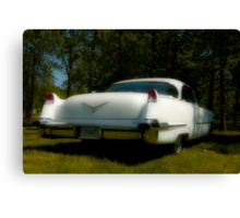 Caddy Apparition Canvas Print