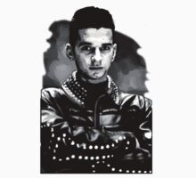 Depeche Mode : Dave from 101 poster - 2 by Luc Lambert