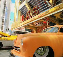 Classic Rides of  Las Vegas ! by Rita  H. Ireland
