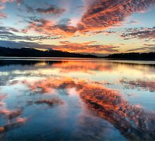 Morning Grace - Narrabeen Lakes NSW - The HDR Experience by Philip Johnson