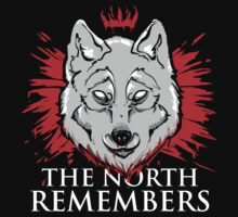 The North Remembers (Dark) by (adj.) Works