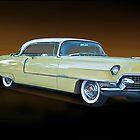 1955 Cadillac Coupe De Ville 116 by DaveKoontz