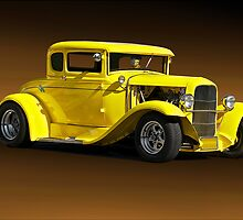 1930 Ford Model A Coupe 117 by DaveKoontz