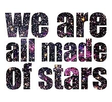We are all made of stars by spidelope