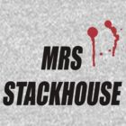 Mrs Stackhouse (True Blood) by Marjuned