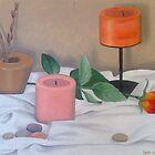 Still life with rose by Karen Bittkau