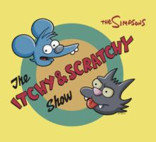 Itchy & Scratchy Show by Aight02